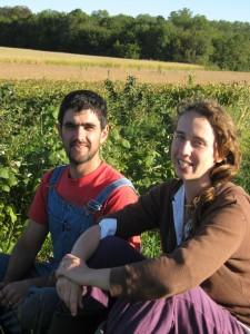 Nick and Amelia Neaton