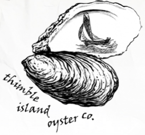 Thimble Island Oyster Co logo