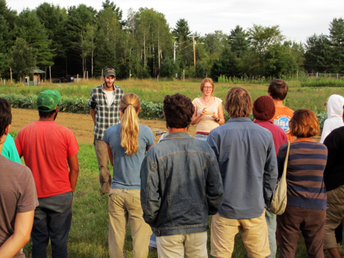 Opportunities for Young, Agrarian Mainers