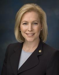 Senator Gillibrand