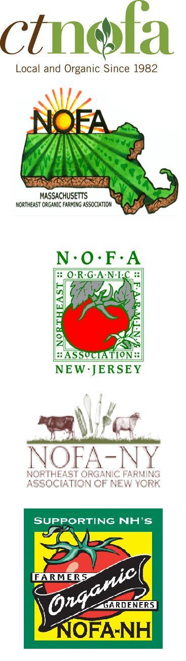 NOFA logos