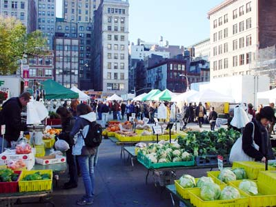 NYC Farmers Market