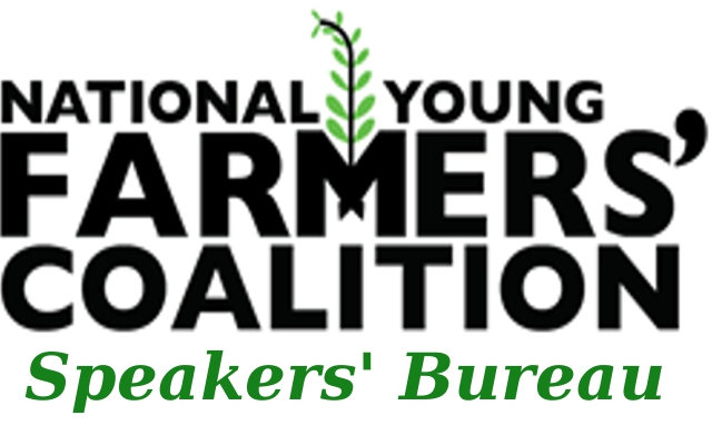 NYFC Speakers' Bureau