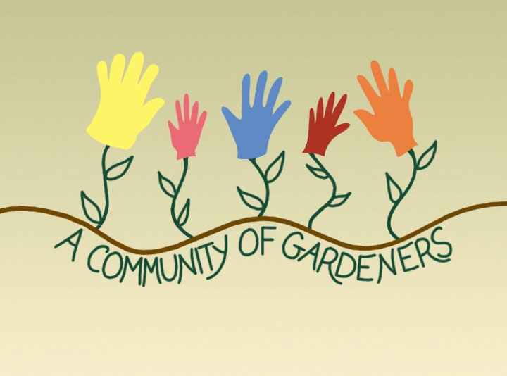 A Community of Gardeners logo