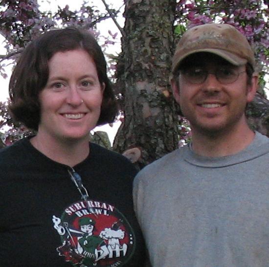 Maryellen and Matt of Hartwood Farm