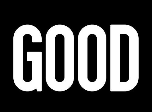 Good Magazine logo