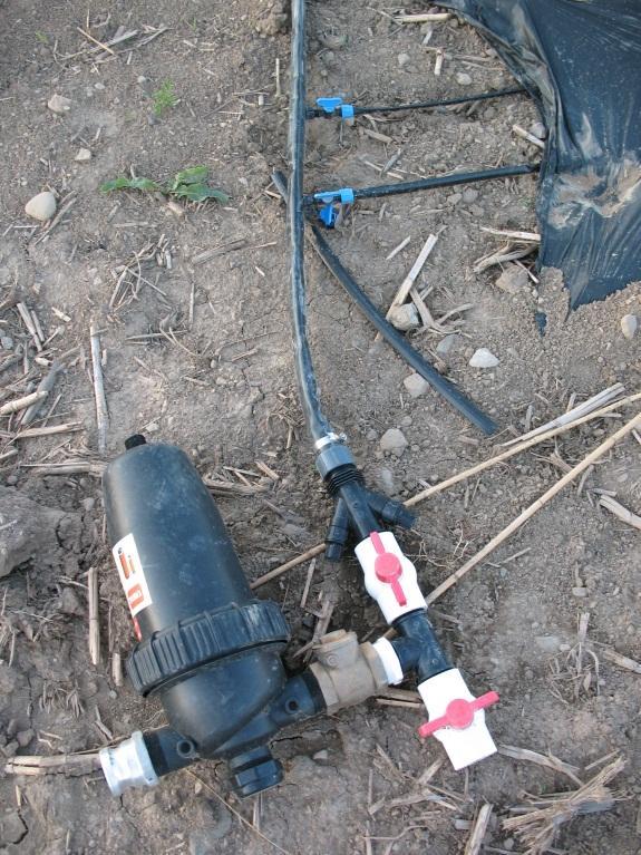 Hartwood irrigation pump
