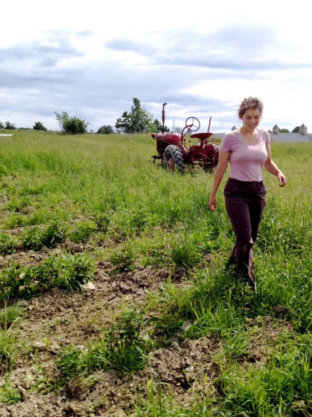 The Farm Bill's Real Impact - BFRDP Helps Train the Next Generation