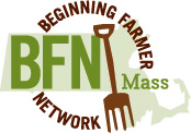 Beginning Farmer Network of MA logo