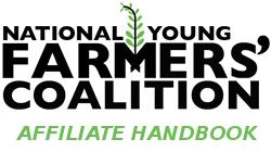 NYFC Affiliate Handbook logo