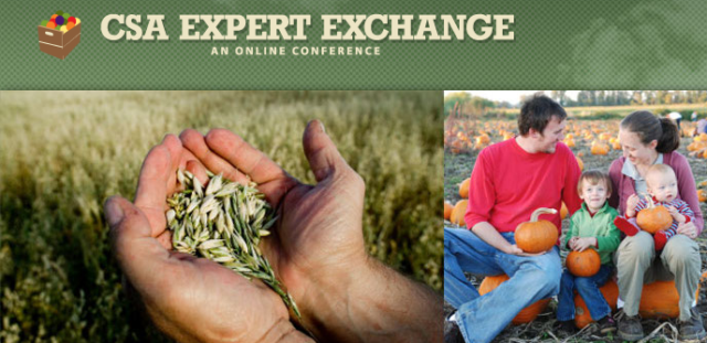 CSA Farmers - CSA Online Conference Coming Up On March 15