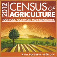Have you filled out your ag census yet?  Never got one in the mail?  It's not too late!