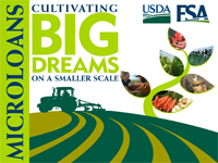 USDA launches new microloan program aimed at small and beginning farmers