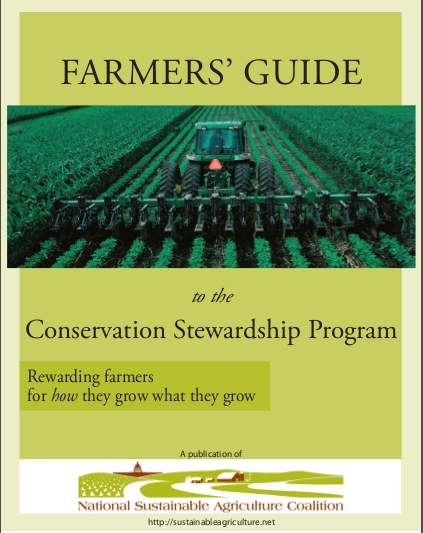 Tell me more about… the Conservation Stewardship Program