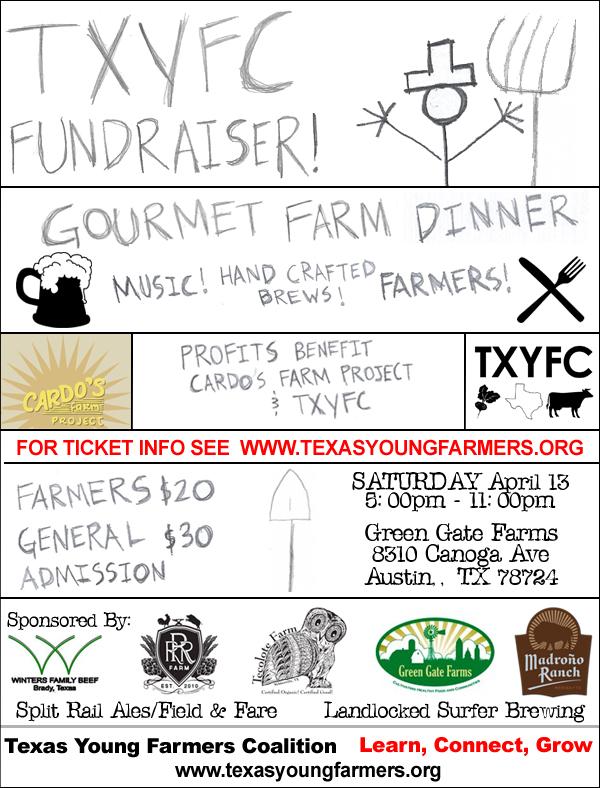 TXYFC 2013 fundraiser