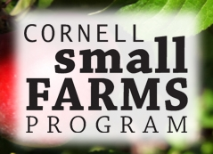 Cornell Small Farms logo