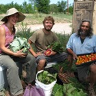 Central New Mexico LandLink farming experts.  Photo courtesy of CNM LandLink website.