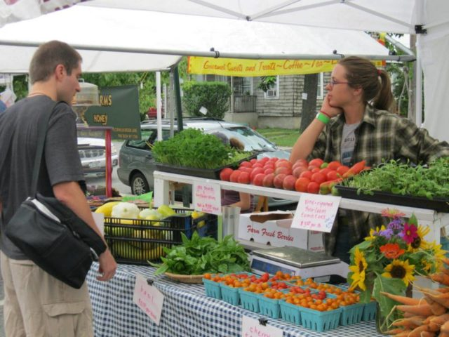 For Farmers, Farmers Market Week Celebrations Clouded With Concern and Confusion Over Looming New Food Safety