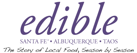 Edible Santa Fe logo