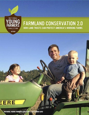 Farmland Conservation report cover