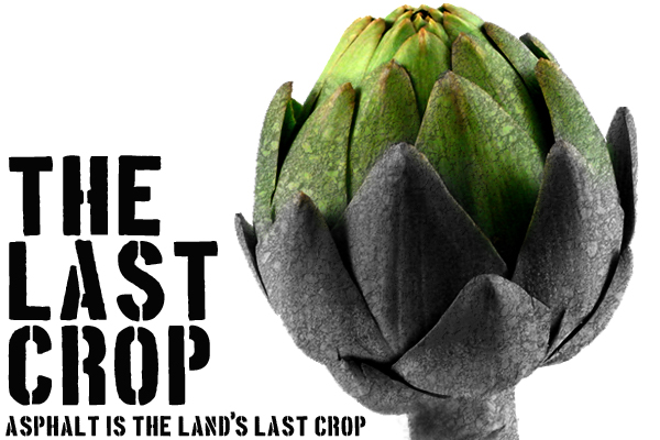 The Last Crop logo