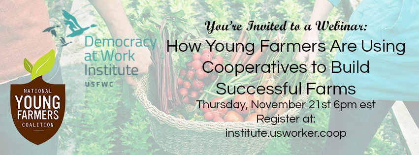 DAWN cooperatives webinar banner