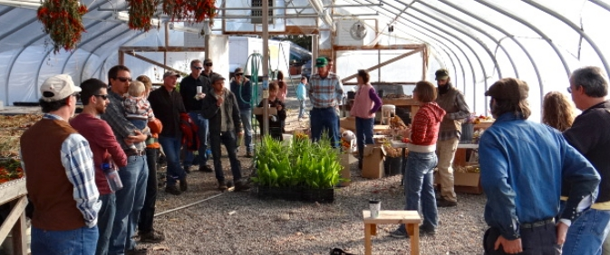 Farm Hack West Slope CO: Farmers build social and online tools to improve farm resilience in the arid West