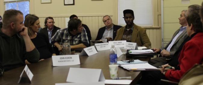 USDA Deputy Secretary Krysta Harden Sits down with NYFC and Hudson Valley Farmers