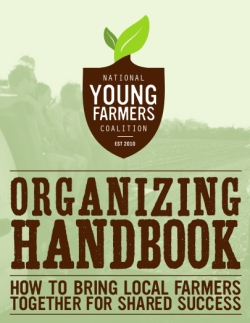 NYFC Organizing Handbook cover