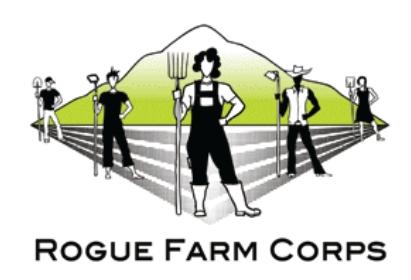 Rogue Farm Corps logo