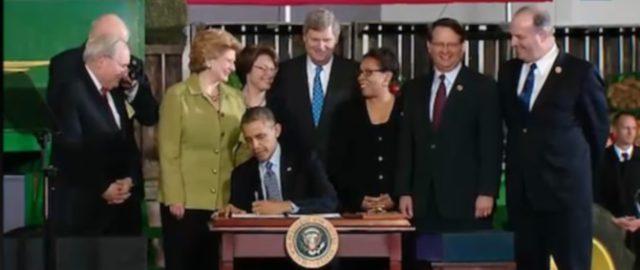2014 Farm Bill Passes Final Hurdle, Signed into Law
