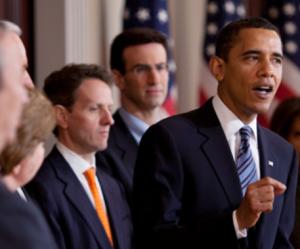 Obama presents budget