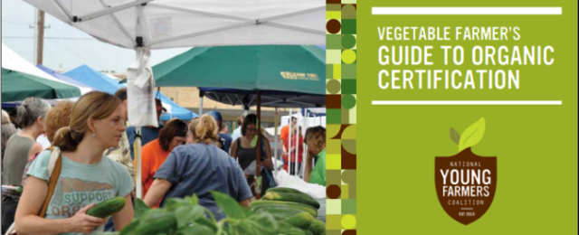 "NYFC Releases Exclusive ""Vegetable Grower's Guide to Organic Certification"""