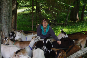 Farmer Profile: Introducing Rock Paper Scissors Goat Dairy of Cummington, MA