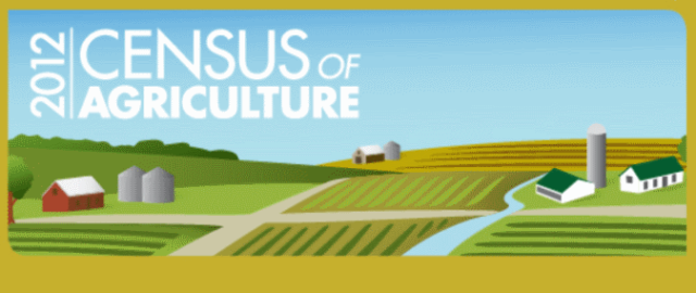 USDA to Release 2012 Census of Ag Data
