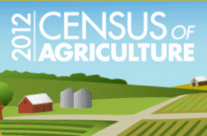 USDA 2012 census logo pic