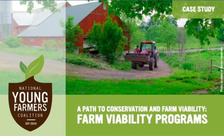 Step 5: Farm Viability Programs