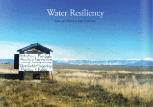 Water Resiliency eSF article main pic