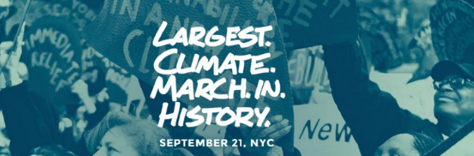 August News: Jobs, Climate March, Water Innovation, Events