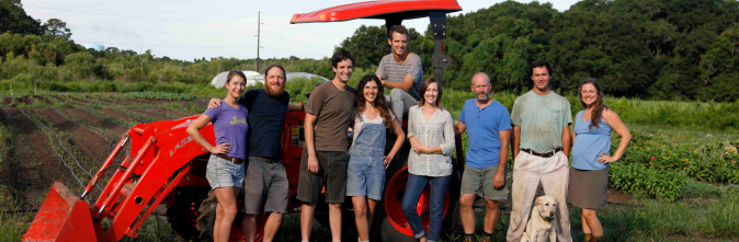 Dirt Works Incubator Farm: Building Land Access and Community in South Carolina