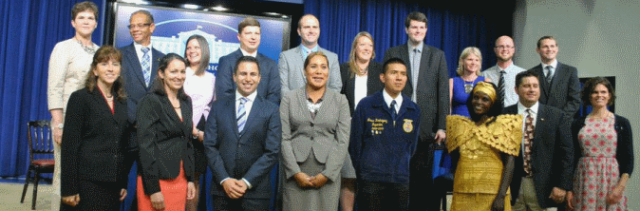 Whitehouse.gov Guest Post - Bringing Young Americans Back to the Farm