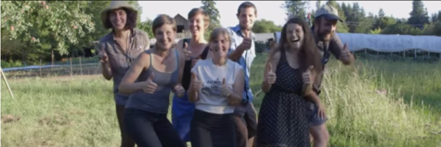VIDEO: Young Farmers Show You How To Party!