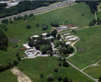 A photo of the Beacon State Correctional Facility from the Empire State Development's Request for Proposals, 2014.