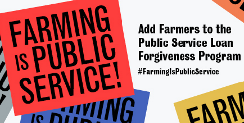 Farming is Public Service - blog image
