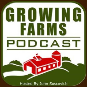 Farm Marketing Solutions - Growing Farms podcast logo