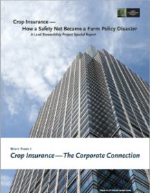 LSP Crop Insurance - white paper 1