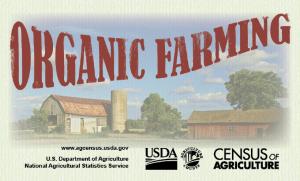 USDA - organic census 2014 logo