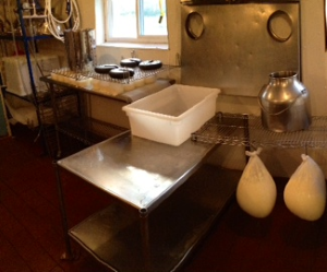 North Country Creamery - clean kitchen 2