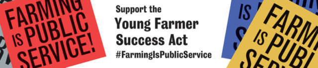 Young Farmer Success Act introduced in Congress
