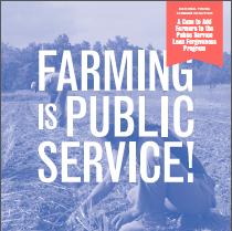Farming is Public Service
